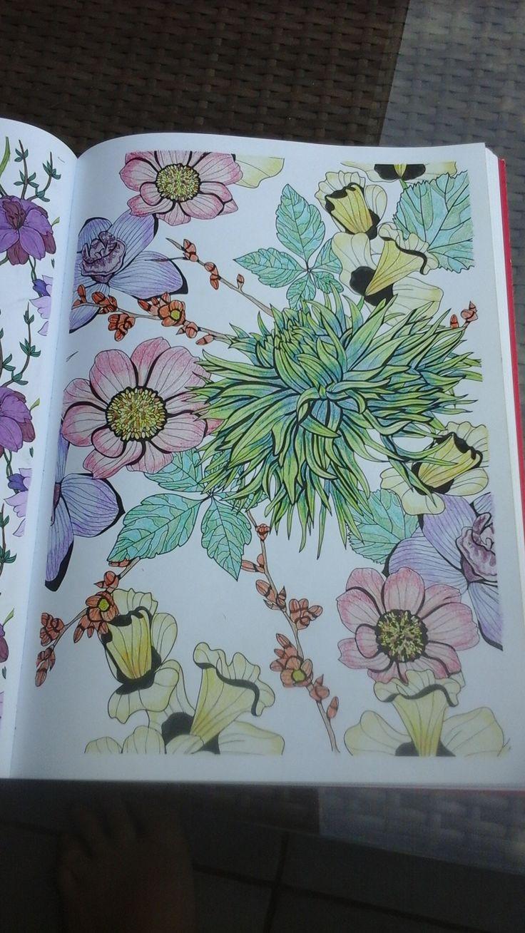 Page 72 - #100nouveauxcoloriages #arttherapie