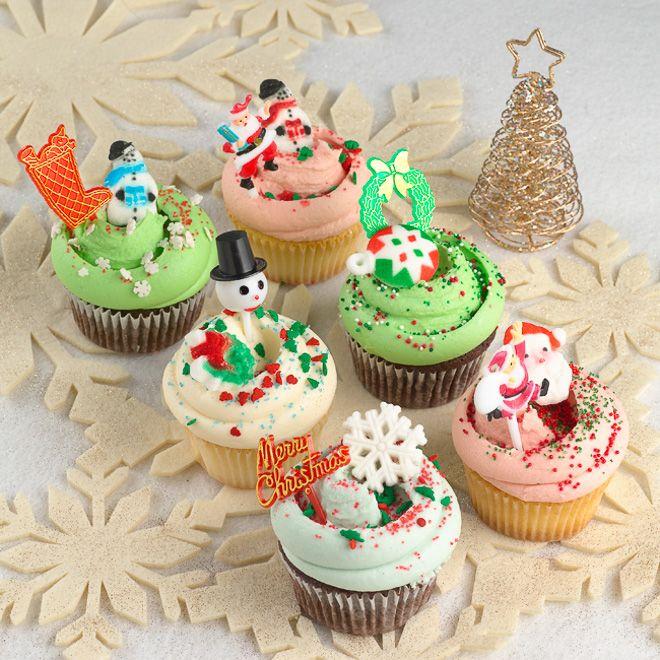 「MAGNOLIA BAKERY(マグノリアベーカリー)」が、初のクリスマスコレクションを12月1日に発売する。今年6月に日本上陸した表参道店は連日行列ができる程人気を集めている。