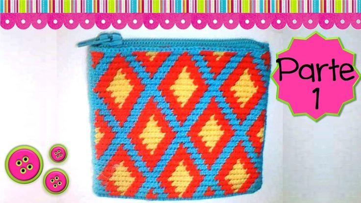 Monedero/Clutches Wayuu part 1