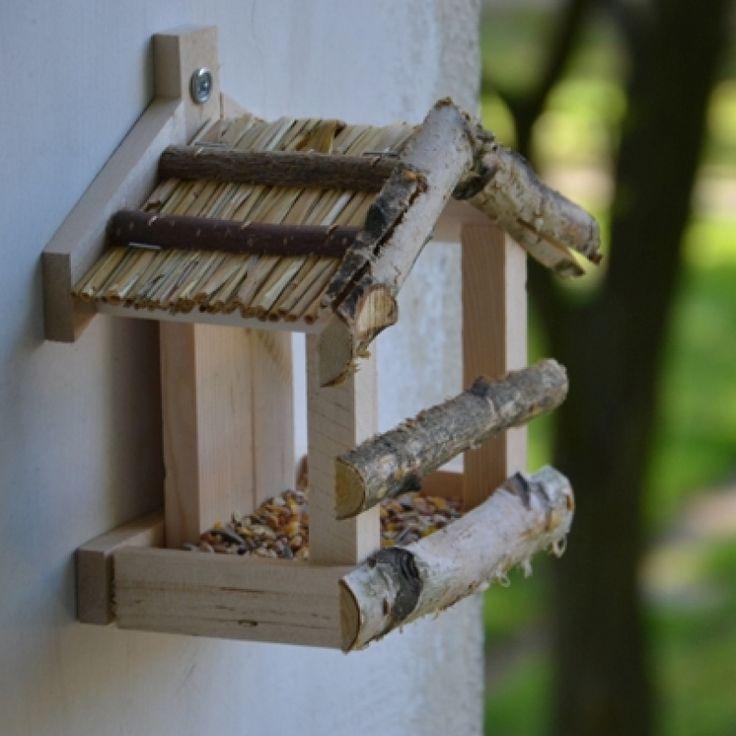 Artykuł pt. Karmnik dla ptaków