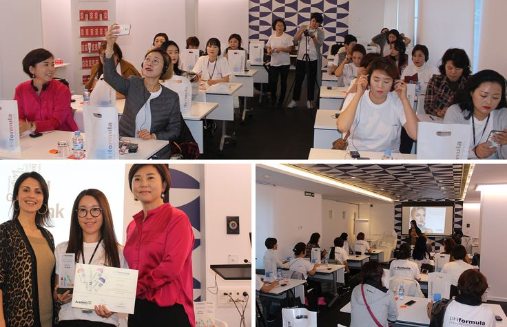 Skin specialists from South Korea visited us in Barcelona this week and attended our advanced skin resurfacing workshop, hosted by Susanna Porras (International Educator). Congratulations! #skin resurfacing #education #skinspecialists