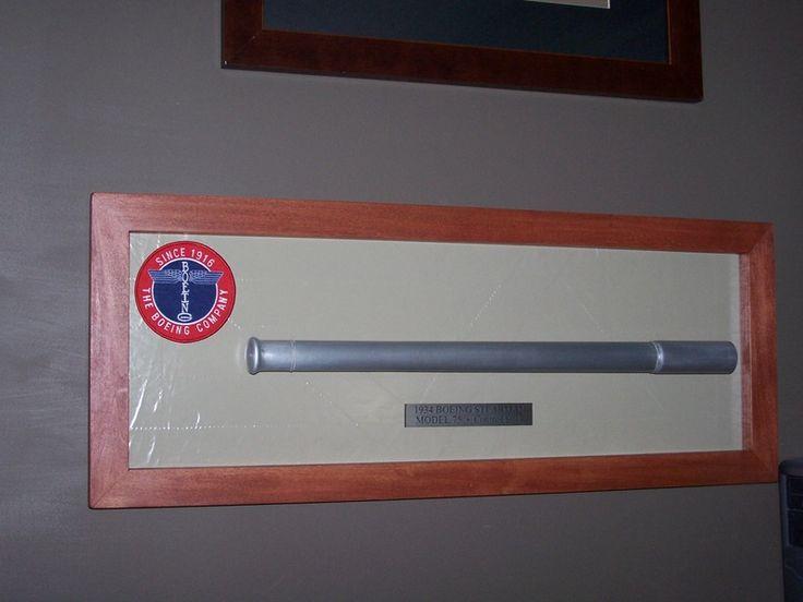 stearman control stick