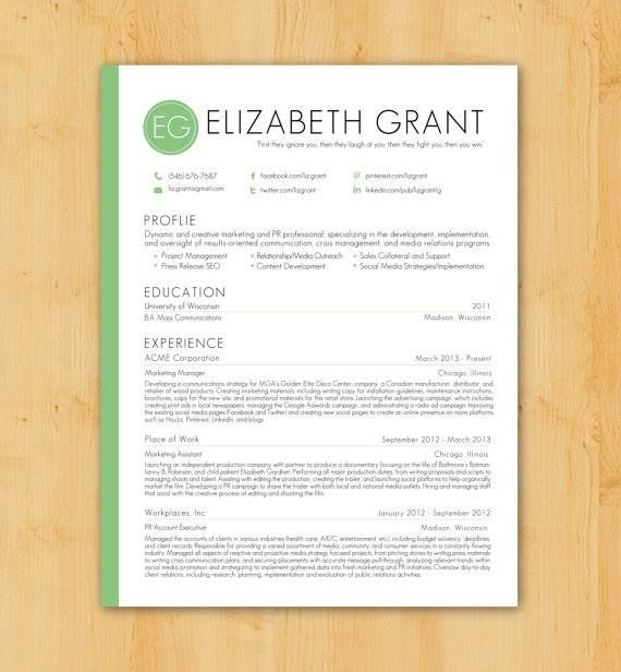 37 best images about on resume ideas