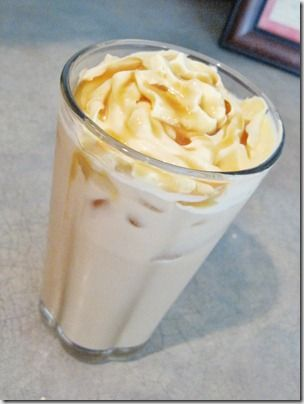 Iced Caramel Latte recipe. Need to start making my own and stop buying Dunkin Donuts!