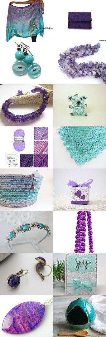 Perfect Christmas Gifts by Marlena Rakoczy on Etsy--Pinned+with+TreasuryPin.com