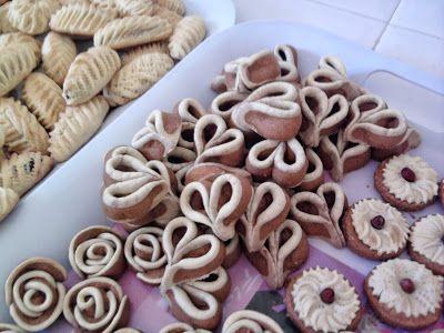 Maryam's Kookblog: Hartjes van pinda's