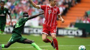 VIDEO: Werder Bremen 02 Bayern Munich [Bundesliga Highlights 2017] http://ift.tt/2wJcF39