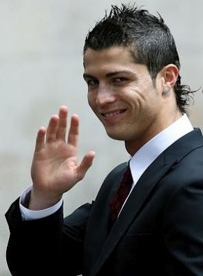 Cristiano Ronaldo Hairstyle - for Conner