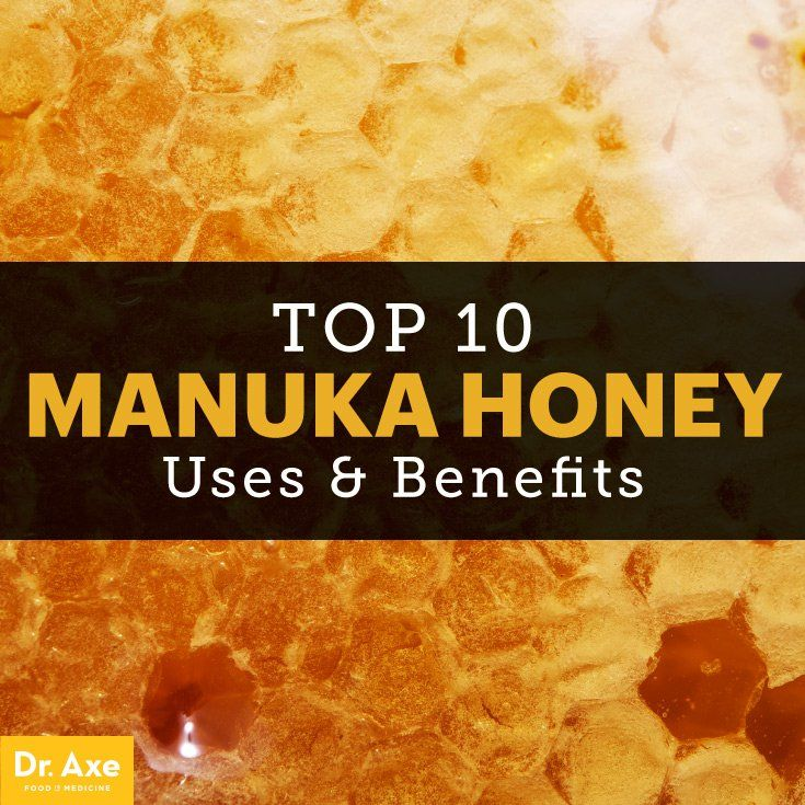 Top 10 Manuka Honey Uses and Benefits | They've been touted in the natural health world for a long time and even more in recent years because a growing body of research is starting to support thousands of years of folk medicine use.
