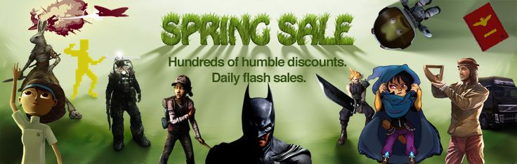 Top 7 Hidden Deals From the Humble Spring Sale  http://gg3.be/2014/05/07/top-7-hidden-deals-from-the-humble-spring-sale/