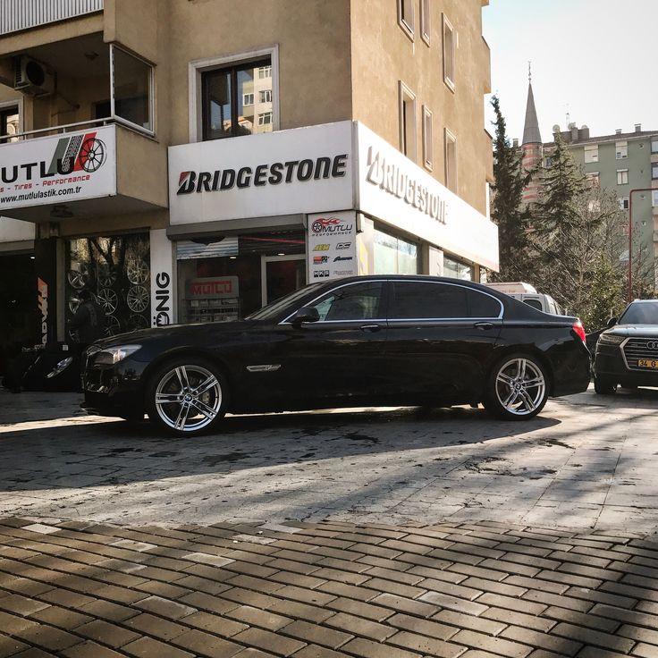 Bmw 7 seri könig wheels