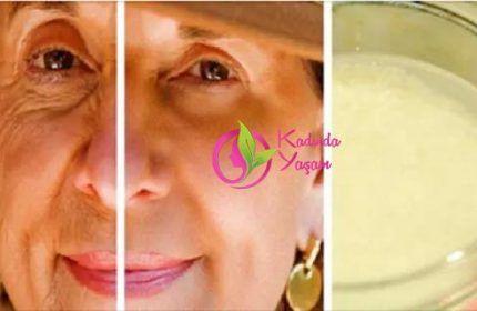 Binlerce Kadın Yüzündeki Cildi Yenilemek ve Kırışıklıklardan Kurtulmak i…