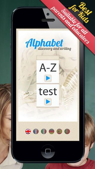 Alphabet discovery and writing It's easy to learn when you're having fun. Alphabet discovery and writing allows small children, but also users of a more advanced age, to discover, learn and write the alphabet. For iPhone and iPad.