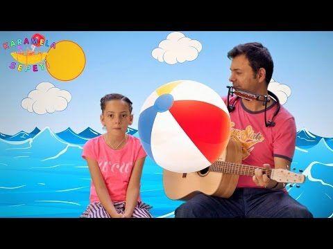Deniz Topu Çocuk Şarkısı - Karamela Sepeti Çocuk Şarkıları