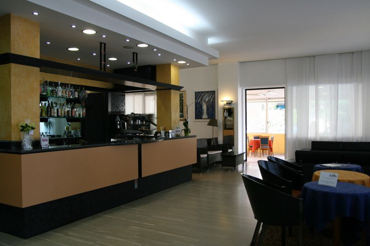 Il bar Hotel Ariminum