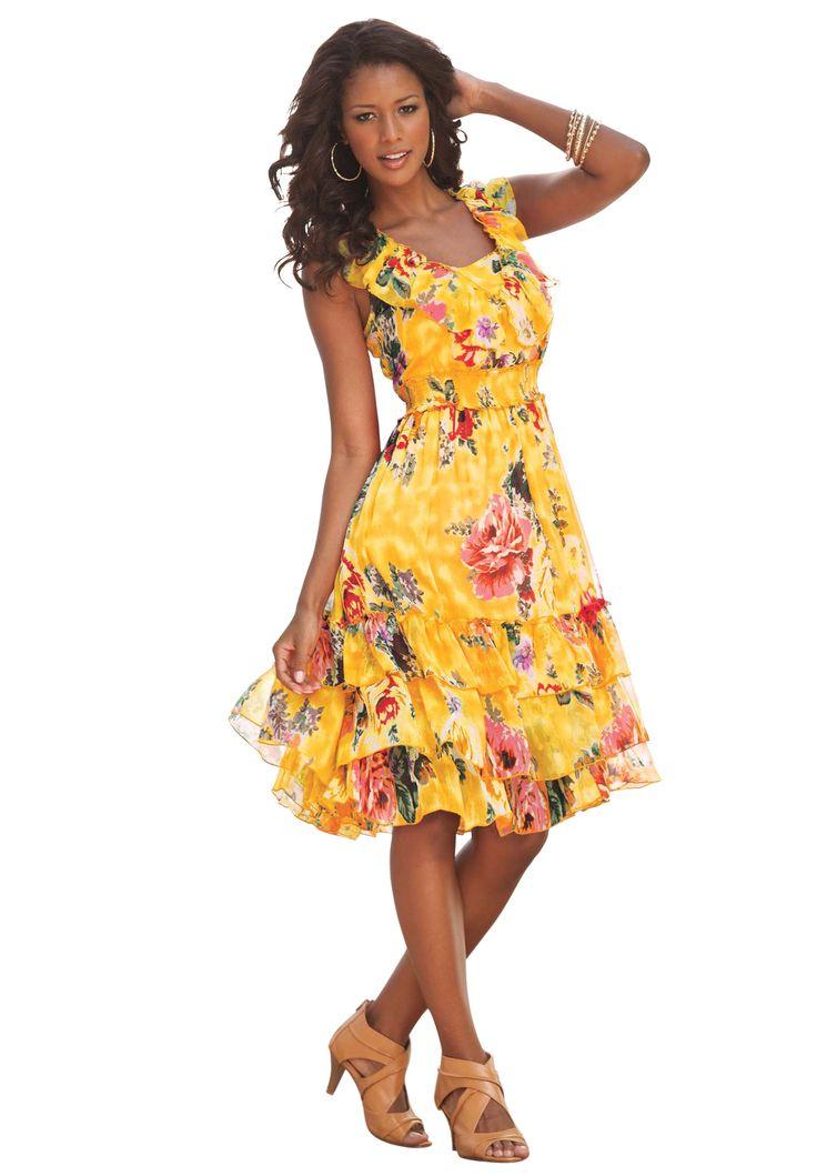 Cato Plus Size Sundresses Prom Dresses Vicky