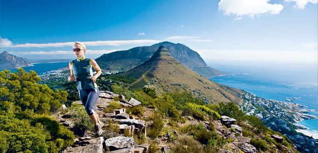 The Crazy Store Table Mountain Challenge 2011 - Runner's World Magazine