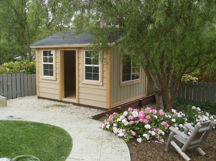 custom sheds - Garden Sheds Richmond Va