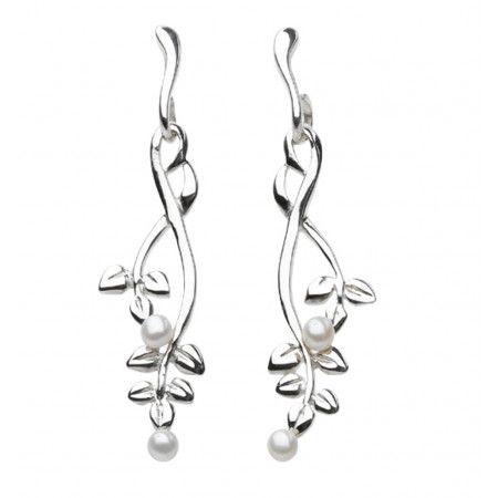 Wisteria Drop Earrings