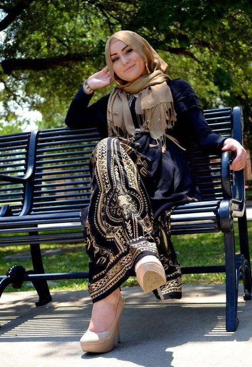 Hijabis Have Swag Too!