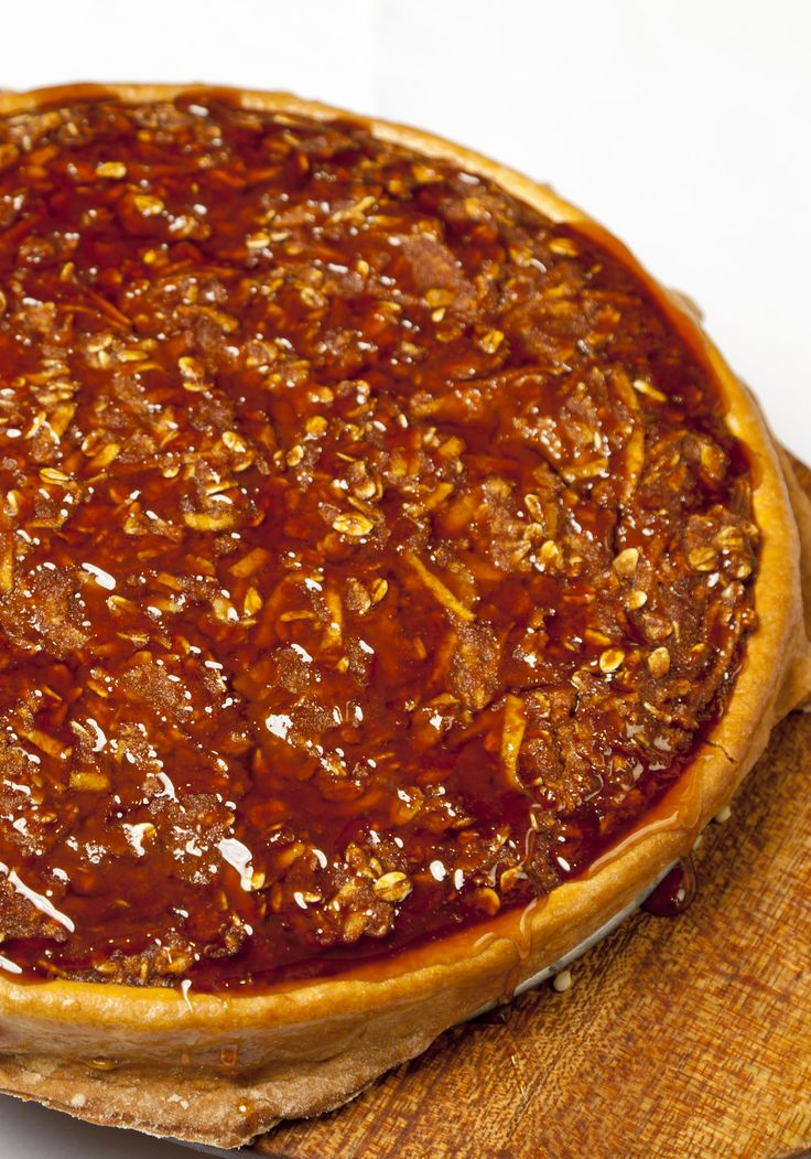 This honey and stout tart recipe from great Irish chef Richard Corrigan is the perfect dessert to celebrate St. Patrick's Day. Use a quality, flavourful stout for a beautiful depth of flavour, and feel free to pour yourself a glass while you bake!
