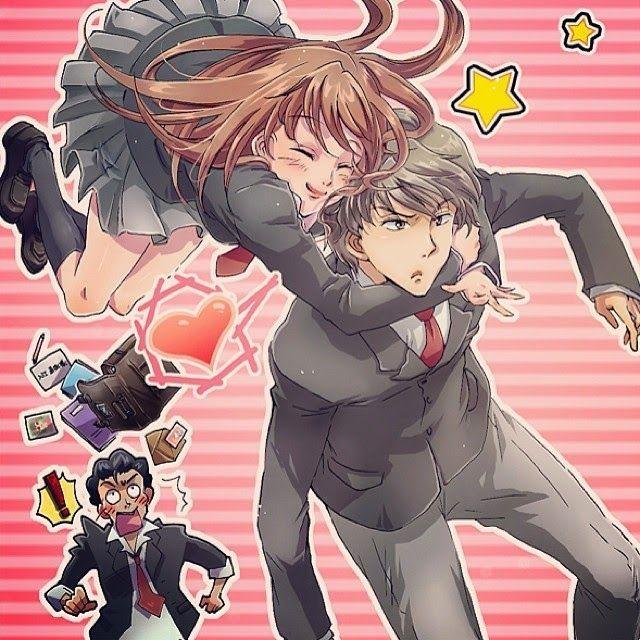 Anime Decoy Romance Anime List Itazura Na Kiss Romance Anime List Anime Romance