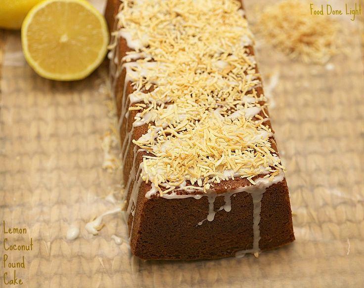 Pinch Of Nom Coconut Cake