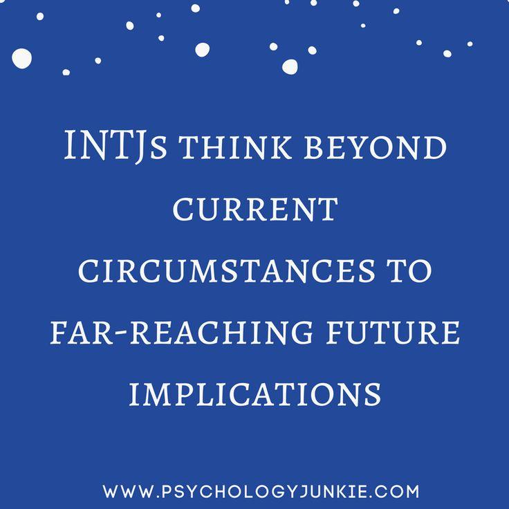Find dozens of INTJ articles at www.psychologyjunkie.com