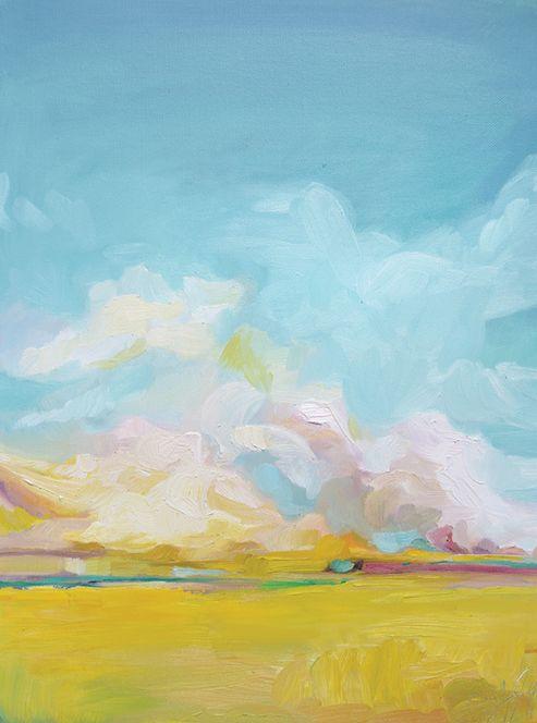 Summer Winds - {Artist Emily Jeffords}