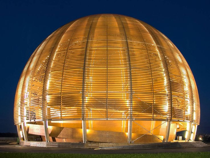 9. Learn about particle physics at CERN