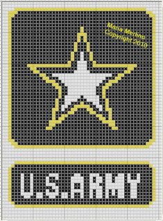 17 Best Images About Army Items Crochet On Pinterest