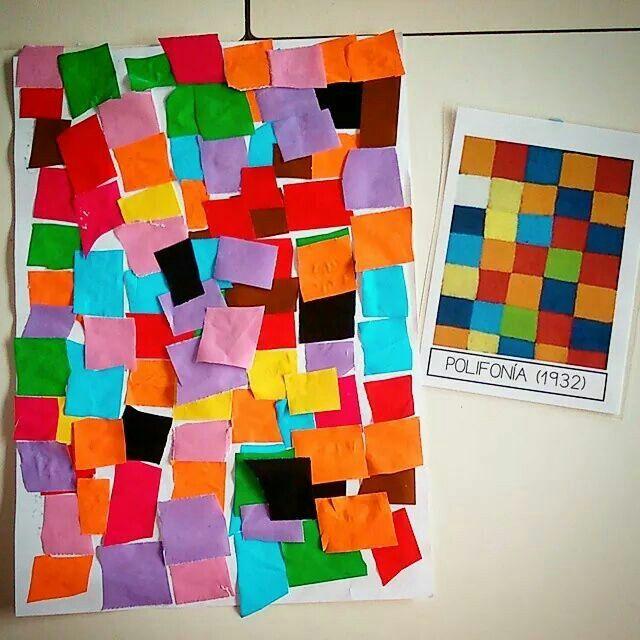 Polifonia Paul Klee