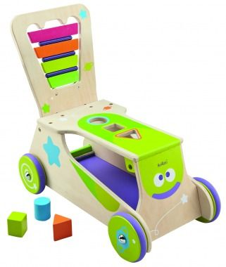 Boikido Pushwalker, $50 | Best Toys for Kids - Parenting.com