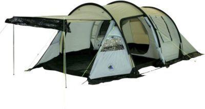 10T Camping-Zelt Felton 3 Tunnelzelt mit Schlafkabine für 3 Personen Outdoor Trekkingzelt mit Wohnraum, Dauerbelüftung, Sonnendach Aufstellstangen, wasserdicht mit 5000mm Wassersäule Jetzt bestellen unter: https://moebel.ladendirekt.de/kinderzimmer/betten/baldachine/?uid=46e29cd6-9d2c-51c5-b148-fc1b7ffb14f9&utm_source=pinterest&utm_medium=pin&utm_campaign=boards #ern #baldachine #kinderzimmer #betten Bild Quelle: gartenxxl.de