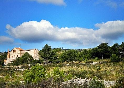 Parque Natural de Garraf - Naturaleza cerca de Barcelona   OFERTAS FIN DE SEMANA