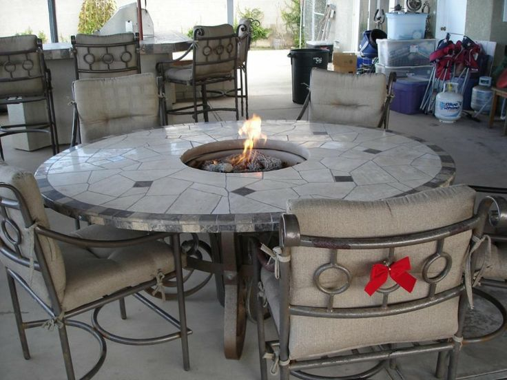 Convertible Outdoor Gas Fire Pit Table House Ideas Gas