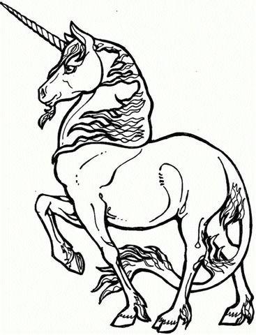Fantasy Fargelegging for barn. Tegninger for utskrift og fargelegging nº 10