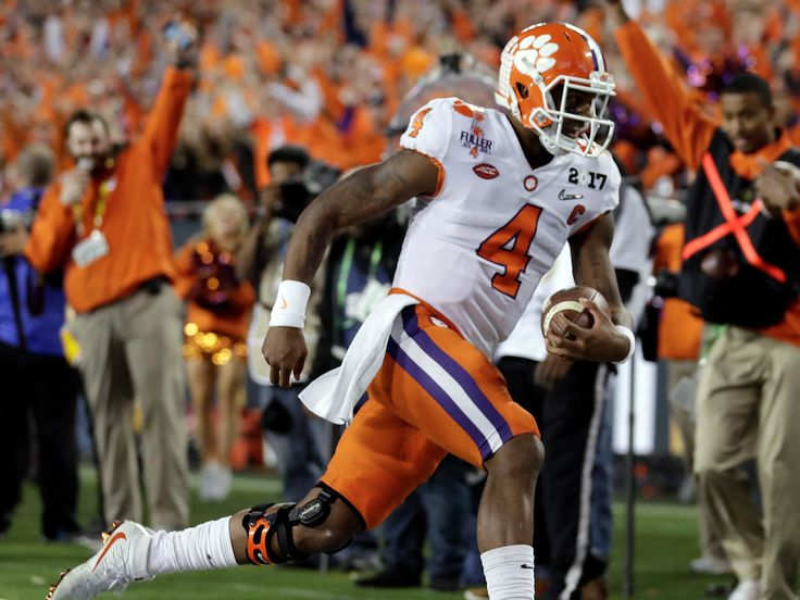 awesome Clemson quarterback boldly predicted his amazing championship game performance when he was in high school