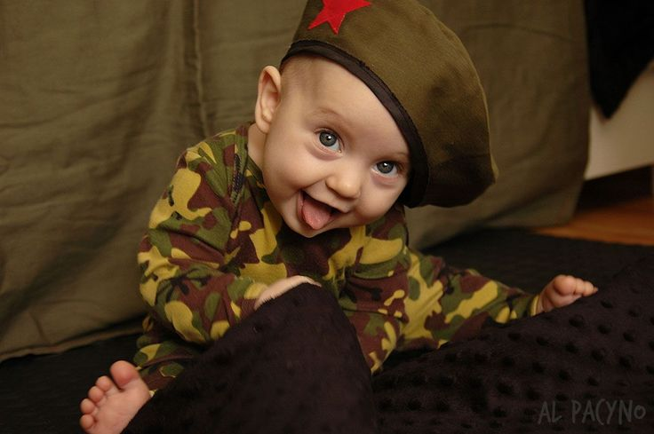 military baby camo outfit