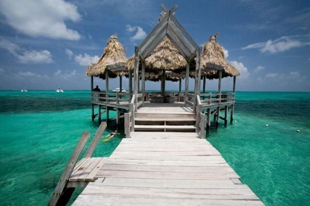 Years ago I went to Ambergris Caye in Belize. It was one of the most amazing places I have been on this earth.
