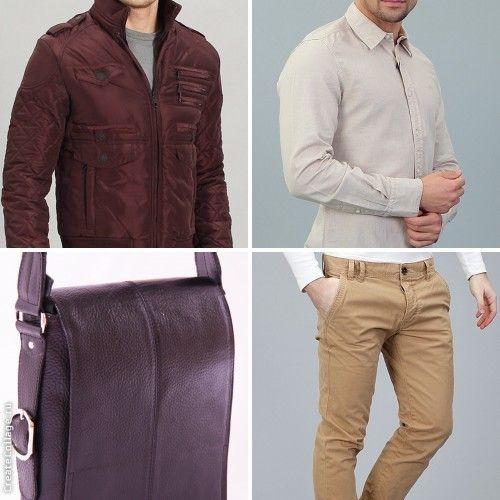 Наш осенний casual look идеально подойдёт как для рабочего дня в офисе, так и вечерней прогулки. Тёмно-бордовая куртка от Antony Morato отлично сочетается с бежевыми брюками и рубашкой от Tom Tailor . Стильная сумка Vladenale дополняет образ http://donothing.com.ua/products/SE000153?cID=15 http://donothing.com.ua/products/SE000455 http://donothing.com.ua/products/SE000807 http://donothing.com.ua/products/SE008597 http://donothing.com.ua/products/SE011310