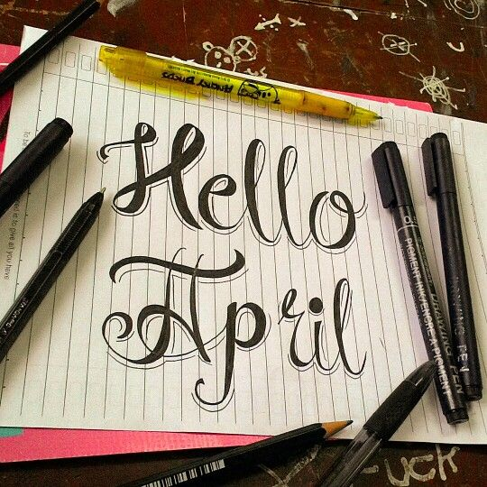 Hello  #typography #lettering #handlettering #type