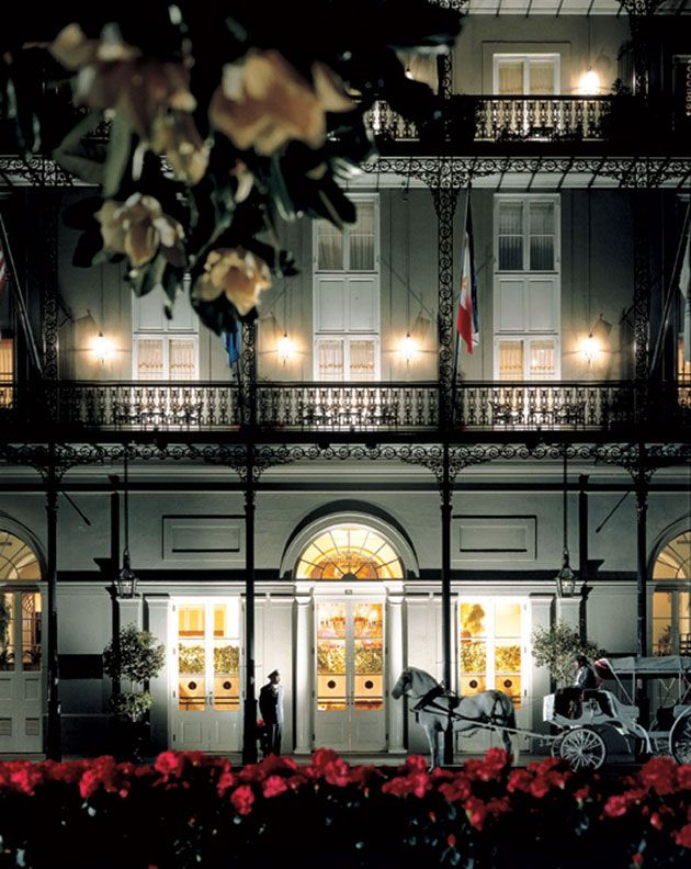 New Orleans Hotels | French Quarter Hotel - Omni Royal Orleans - where we honeymooned
