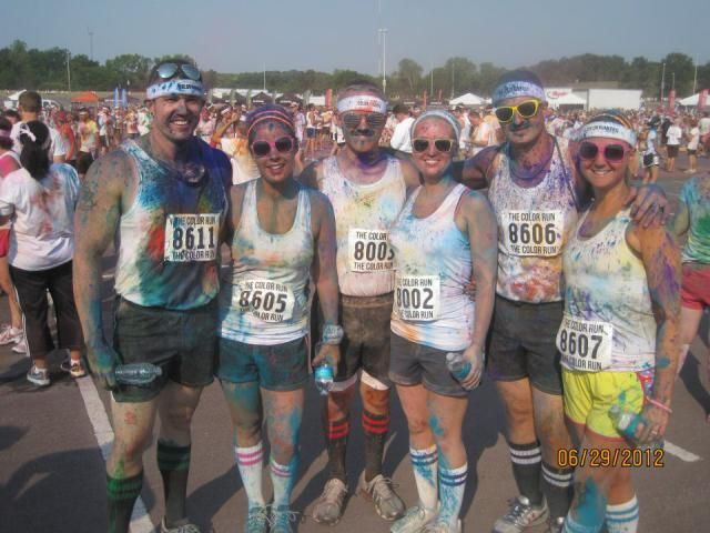 Running in a Color Run is a lot of fun, but getting that dye out of your hair isn't always the happiest way to spend an afternoon. Know what to do before and after the race to prevent and remove Color Run dye from your hair.