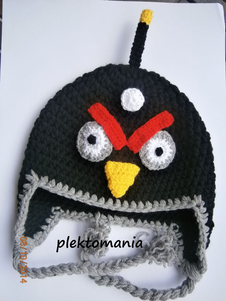 angry birds crochet https://www.facebook.com/plektomania25