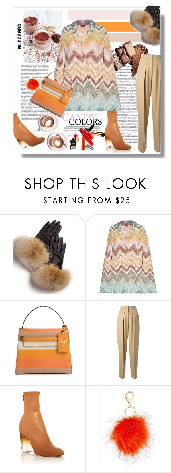 """""""Don't care about the cold..."""" by theitalianglam ❤ liked on Polyvore featuring moda, Jamie Oliver, Martha Stewart, FRR, Missoni, Valentino, 3.1 Phillip Lim, Monique Lhuillier, valentino e MoniqueLhuillier"""