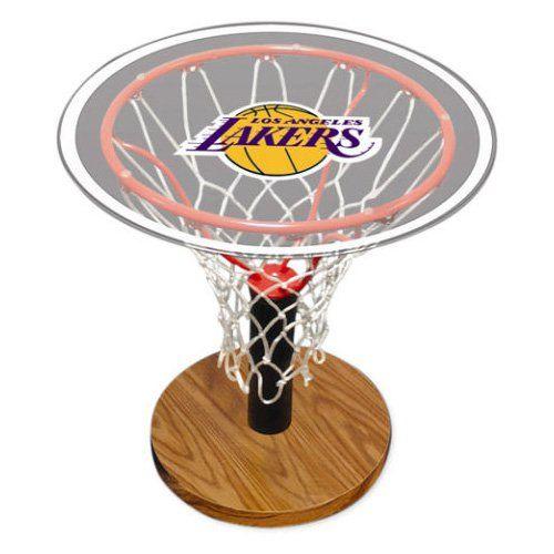 Spalding NBA Basketball Hoop Table - 30ATL
