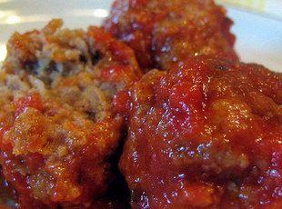 Grandma's Italian Meatballs