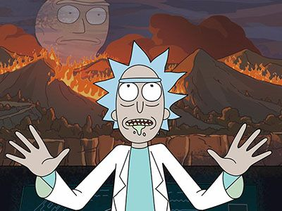 Rick and Morty S02E05: Get Schwifty