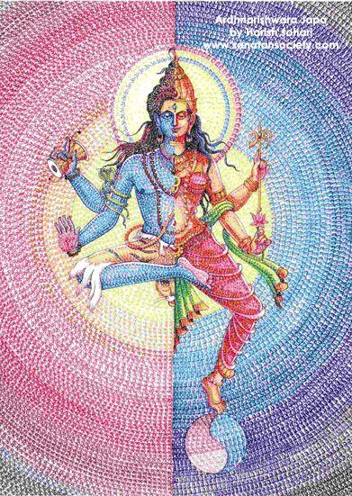 shiva and shakti, energy and manisfestation